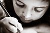 Concentration.... by Anir Pandit's Photo Art