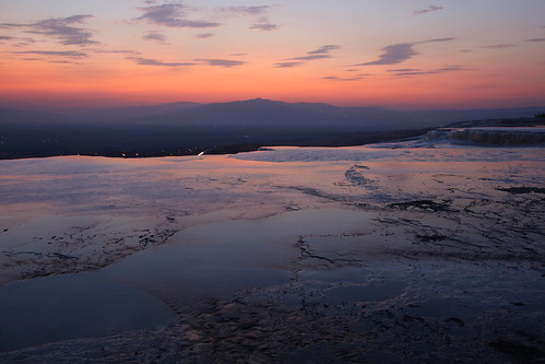 sunset turkey pamukkale denizli img0223