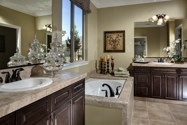 Model Home Bathroom Mesmerizing Pictures Of Model Homes Bathrooms  Home Pictures Decorating Design