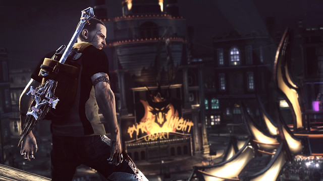 INFAMOUS: Festival of Blood - Only On PSN