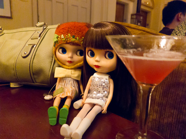 BlytheCon 2011 - Cocktail Party