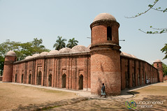 Shait Gumbad Mosque - Bagerhat, Bangladesh