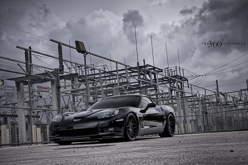 360 Forged Corvette Grand Sport 3