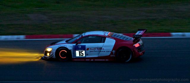 Nuerburgring 24hr - Audi R8