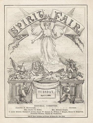 The Spirit of the Fair, United States Sanitary Commission, 1864