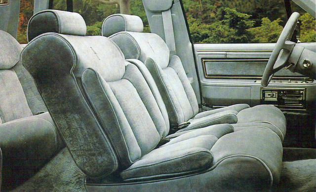 1984 lincoln town car interior flickr photo sharing. Black Bedroom Furniture Sets. Home Design Ideas
