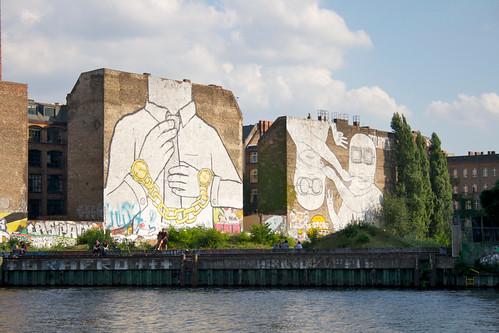 Берлин город контрастов