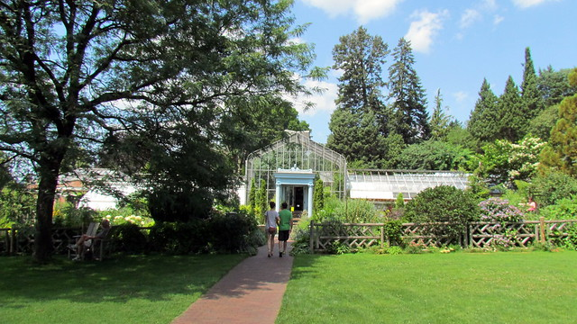 Wave Hill Garden and Cultural Center - Bronx NY