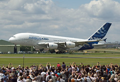 2011.06 LE BOURGET - AIRBUS