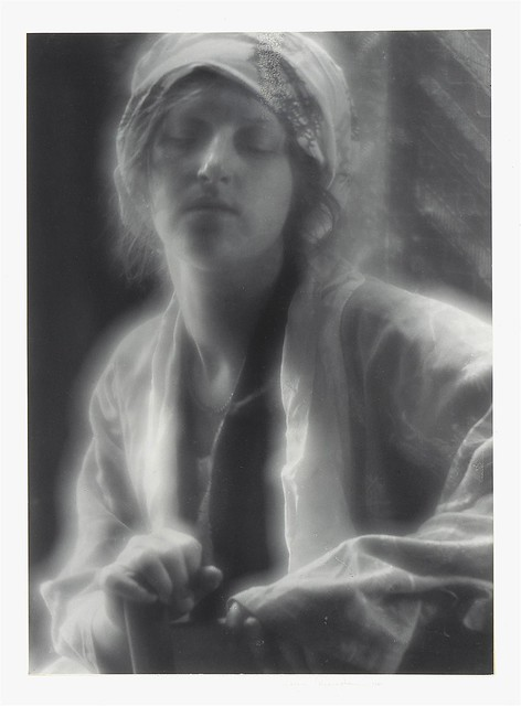 The Dream, 1910, by Imogen Cunningham