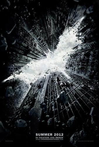 THE DARK KNIGHT RISES - teaser poster