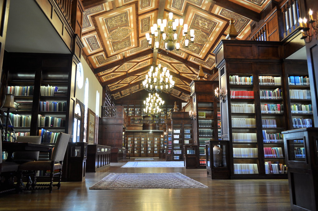 Lanier Theological Library A Houston Theological Resource