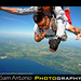 Getting High over Door County, Wisconsin by Sam Antonio Photography