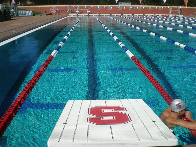Stanford Swim Pool