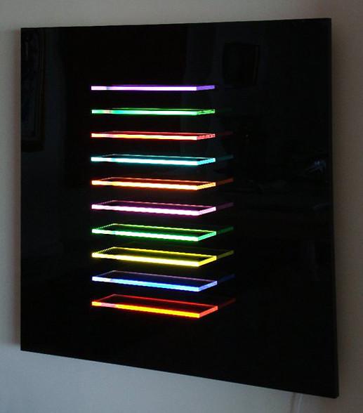 Edge Lit Acrylic Display Light Tape | Flickr - Photo Sharing!