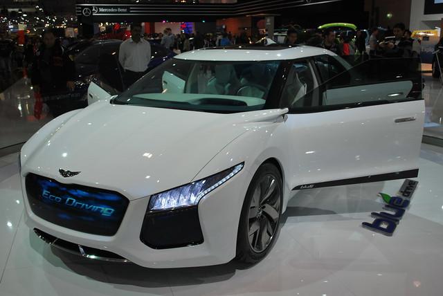 Re: 2014 Hyundai Genesis Sedan Spy Photos