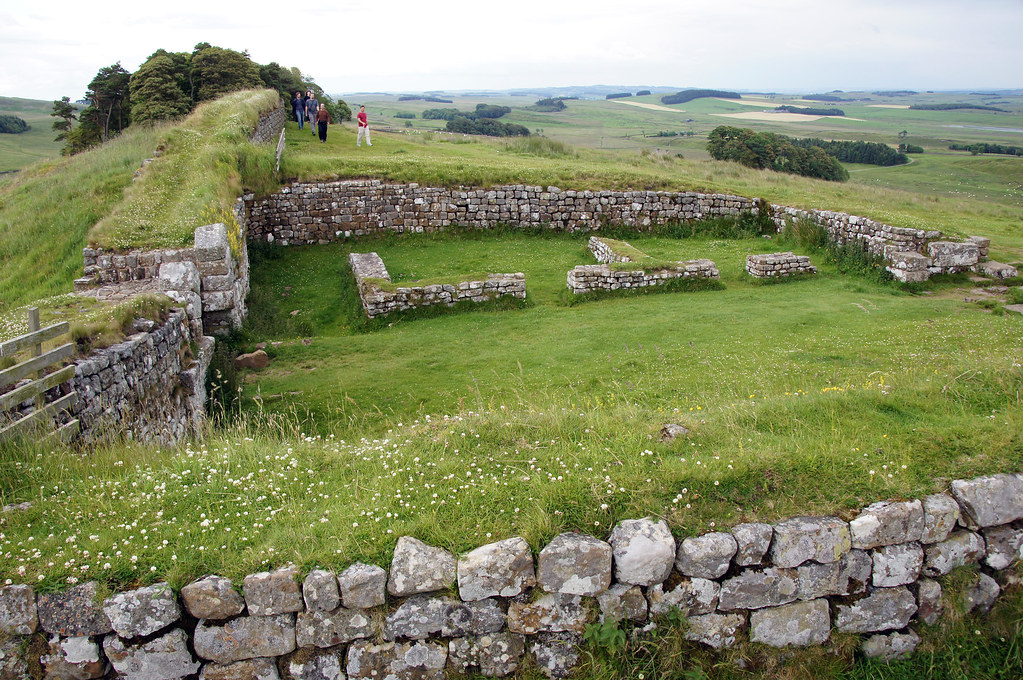 Milecastle 37, Hadrian's Wall