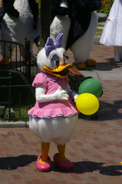 Daisy Duck - Disneyland's 56th Anniversary | Explore ...