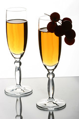 beer glass(0.0), red wine(0.0), wine glass(1.0), wine(1.0), drinkware(1.0), stemware(1.0), tableware(1.0), glass(1.0), champagne stemware(1.0), drink(1.0), alcoholic beverage(1.0),