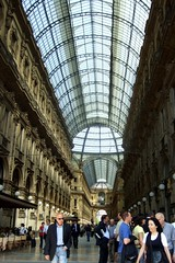 Gallerio Vittorio Emanuele II, Milan