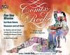 Comix Rock Art and Music Showcase