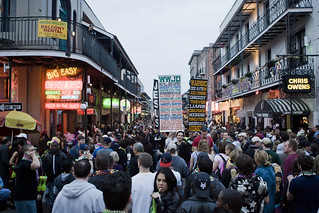 Mardi Gras, New Orleans, Louisiana