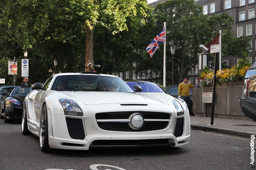 Exotic Car Hire London