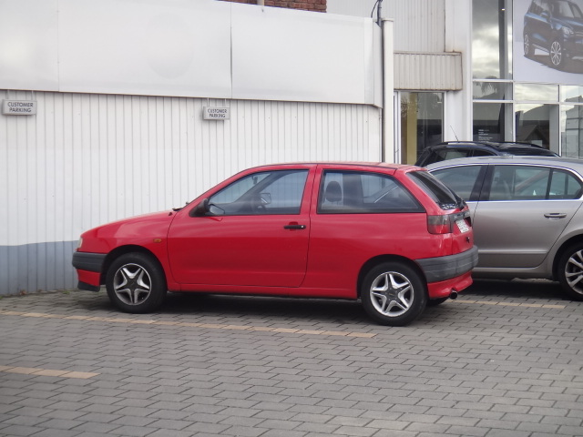1995 SEAT Ibiza CLX 3dr hatch