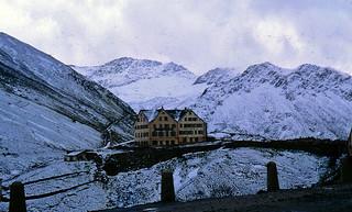 Furka Pass, Switzerland, 1963