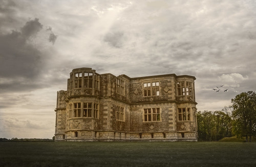 Lyveden New Bield (The Jealous Version)