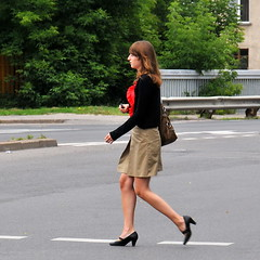 On The Streets of Vilnius