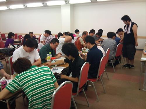 GPT Shanghai - Chiba 2nd : Hall