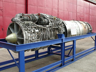 Ljulka AL-21 F-3