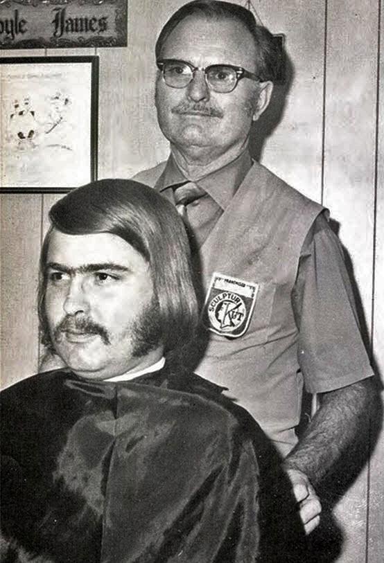 Retrospace vintage style 28 beauty salon barber shop - Vintage salon images ...