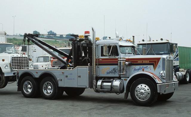 Terrific Tow Truck