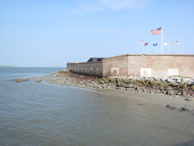 Fort Sumter 4 Aug 11 1670