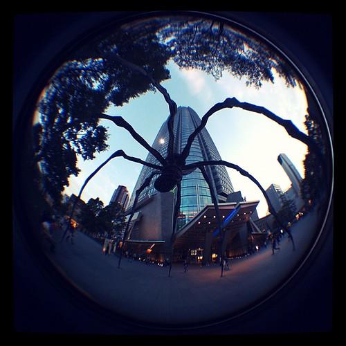 六本木ヒルズの蜘蛛