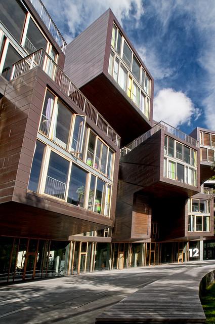 Denmark - Copenhagen - Orestad - Tietgen Dormitory 12