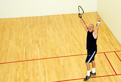 wall & ball sports(1.0), floor(1.0), squash(1.0), racquetball(1.0), sports(1.0), ball game(1.0), racquet sport(1.0), flooring(1.0),
