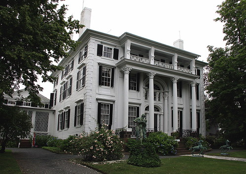 George DeWolf - Samuel P. Colt House
