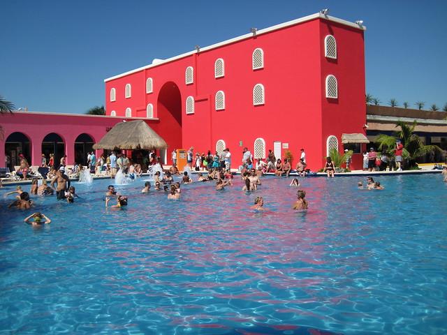 Costa Maya Port Pool Flickr Photo Sharing