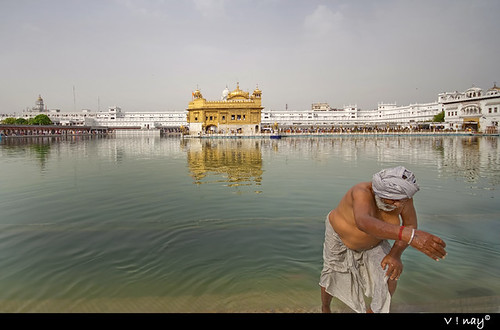 A Day At the Golden Temple #09
