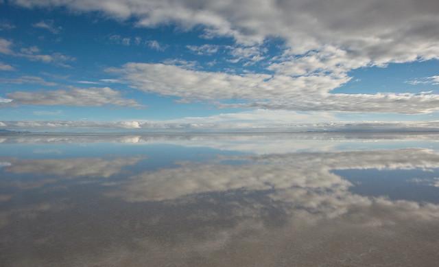 Salar de Uyuni in Bolivia - Flickr CC galeria_miradas