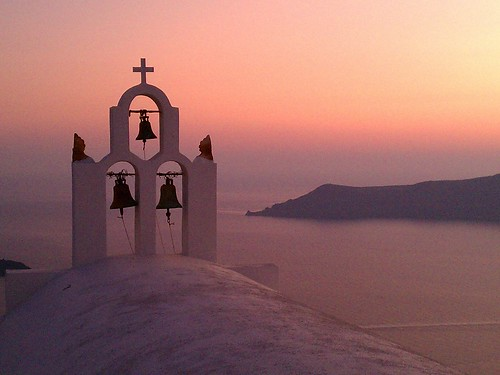 Santorini, Greece....dusk