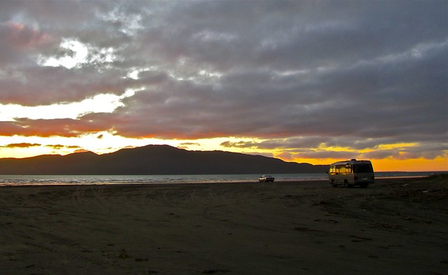 Paraparaumu Beach, Kapiti Coast, New Zealand