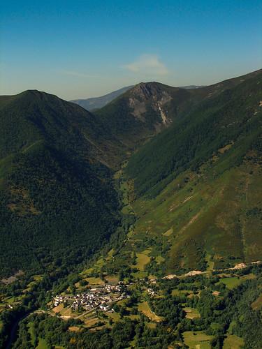 Cordillera: Pto. El Trayecto