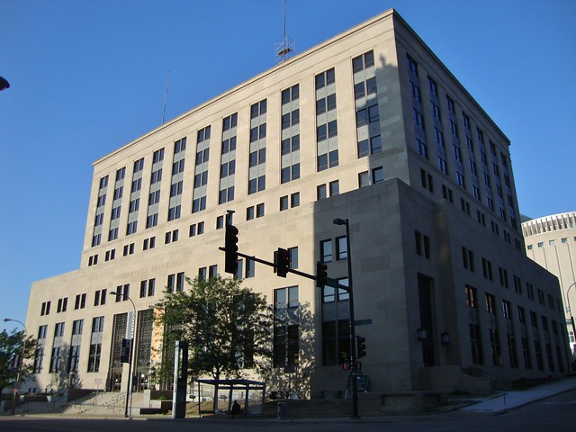 Old Federal Courthouse And Post Office 64108 Kansas City