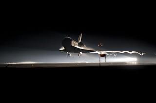 Final Shuttle Landing