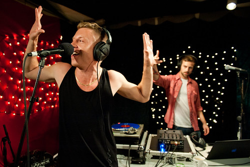 Macklemore and Ryan Lewis on KEXP, 07/20/11