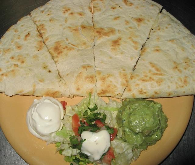 Quesadilla Mexicana   Flickr - Photo Sharing!